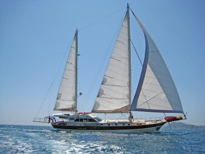 SERENITY 86 - Sailing